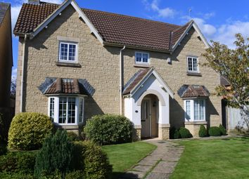 Thumbnail 5 bed detached house to rent in Linden Lea, Down Ampney, Cirencester
