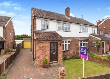 Thumbnail 3 bed semi-detached house for sale in Dingle Road, Ashford