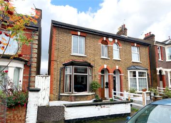 Thumbnail 3 bed semi-detached house for sale in Denmark Street, Watford