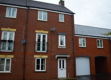 Thumbnail 4 bedroom semi-detached house to rent in Dolina Road, Swindon