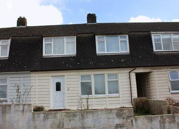 Thumbnail 3 bed terraced house for sale in Poldrea, Tywardreath, Par