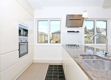 Thumbnail 3 bed flat to rent in Godolphin Road, London