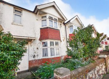 3 bed end terrace house for sale in Woodgate Road, Eastbourne BN22