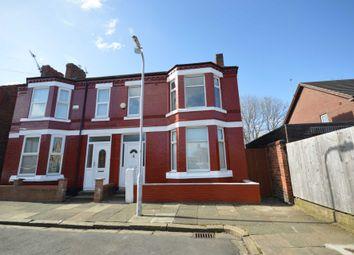 Thumbnail 3 bed semi-detached house for sale in Shakespeare Avenue, Rock Ferry, Birkenhead