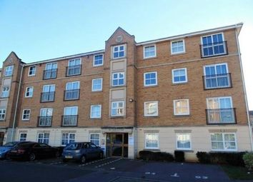 Thumbnail 2 bed flat for sale in Lion Court, Northampton