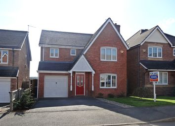 Thumbnail 4 bedroom detached house for sale in Eden Court, Nuneaton