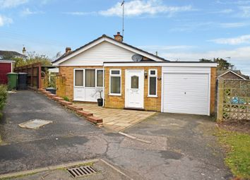 Thumbnail 3 bed detached bungalow for sale in Andrew Johnston Way, Halesworth