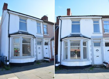 Thumbnail 4 bed end terrace house for sale in Highfield Road, South Shore, Blackpool