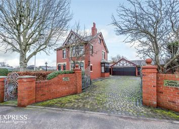Thumbnail 5 bed detached house for sale in Sandy Lane, Blackpool, Lancashire