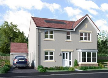 "Thumbnail 4 bed detached house for sale in ""Grant"" at Murieston Road, Murieston, Livingston"