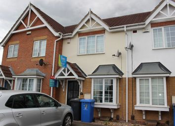 Thumbnail 3 bed town house to rent in Bridgeness Road, Littleover, Derby