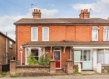 Thumbnail 2 bed semi-detached house for sale in Deans Park Road, Fareham