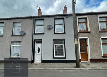 Thumbnail 2 bed terraced house for sale in Charles Street, Abertysswg