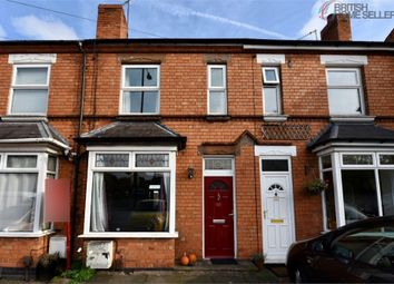 Thumbnail 3 bed terraced house for sale in Birmingham Road, Studley, Warwickshire