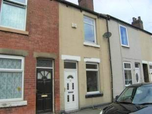 Thumbnail 2 bed terraced house to rent in Belmont Street, Rotherham