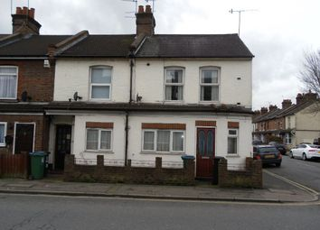 Thumbnail 1 bedroom maisonette to rent in Leavesden Road, Watford