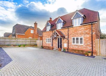 Thumbnail 4 bed detached house to rent in Andover Road, Ludgershall, Andover