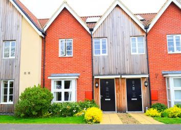 Thumbnail 3 bed property for sale in Towpath Avenue, Northampton