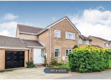 Thumbnail 4 bed detached house to rent in Mulcaster Avenue, Swindon