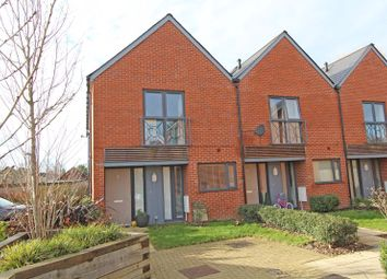 Thumbnail End terrace house for sale in Old Dairy Close, Totton, Southampton