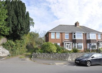 Thumbnail 4 bedroom semi-detached house for sale in Church Hill, Pinhoe, Exeter