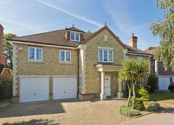 Thumbnail 6 bedroom detached house to rent in Boundary Park, Weybridge