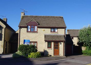 Thumbnail 3 bed detached house for sale in The Spinney, Lechlade