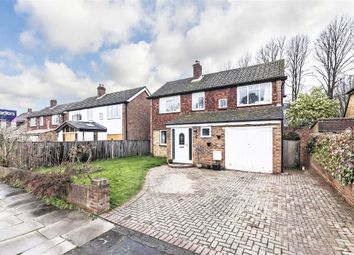 Thumbnail 4 bed detached house to rent in Hawkewood Road, Sunbury-On-Thames
