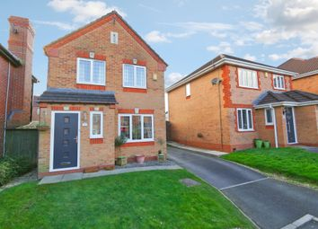 3 bed detached house for sale in Buttermill Close, Irlam, Manchester M44