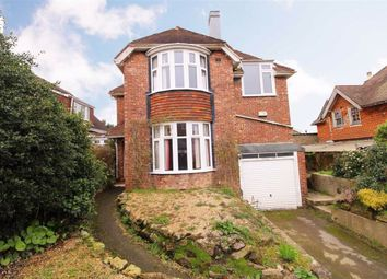 Thumbnail 4 bed detached house for sale in Tower Road West, St. Leonards-On-Sea, East Sussex