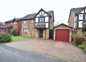 Thumbnail 3 bedroom detached house for sale in Copthorne, Luton