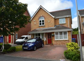 Thumbnail 4 bedroom detached house for sale in Rosefinch Way, Blackpool