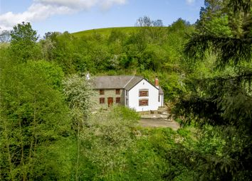 Thumbnail 3 bedroom detached house for sale in Chapel Lawn, Nr Clun, Shropshire