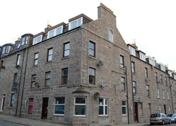 Thumbnail 1 bedroom flat to rent in Ricmond Street, Aberdeen
