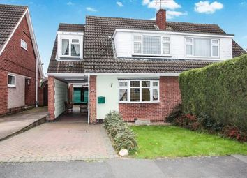 Thumbnail 4 bedroom semi-detached house for sale in Ravensthorpe Road, Wigston, Leicester