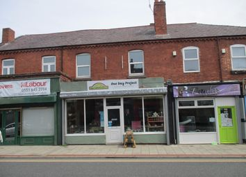 Thumbnail 2 bed flat to rent in New Chester Road, New Ferry
