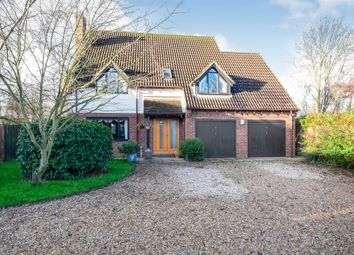 5 bed detached house for sale in Mariette Way, Spalding PE11