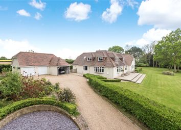 Thumbnail 5 bed detached house for sale in Upham Street, Upham, Southampton, Hampshire
