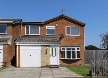 Thumbnail 4 bedroom detached house for sale in Kendal Drive, Eastfield Dale, Cramlington