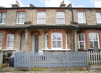 Thumbnail 3 bed terraced house for sale in Rommany Road, London