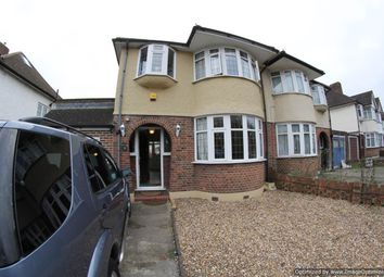 Thumbnail 4 bed property to rent in Epsom Road, Morden
