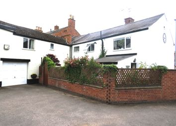 Thumbnail 3 bed link-detached house for sale in Melton Road, Rearsby, Leicester