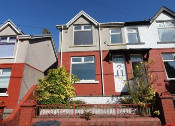 3 bed end terrace house for sale in Eastville Road, Ebbw Vale NP23