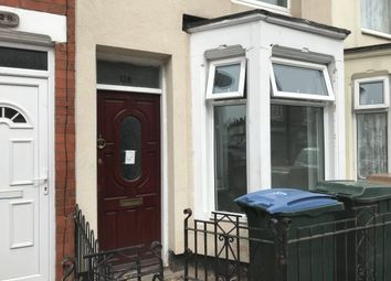 Thumbnail 3 bed terraced house to rent in Queen Marys Road, Coventry