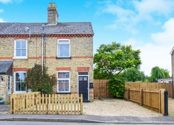 Thumbnail 3 bed end terrace house for sale in Star Lane, Ramsey, Huntingdon