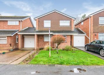 Thumbnail 4 bed link-detached house for sale in Calmore, Southampton, Hampshire