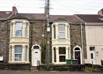 Thumbnail 2 bed terraced house for sale in Lower Hanham Road, Hanham