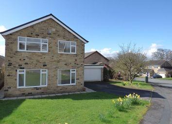Thumbnail 4 bed detached house for sale in Glen Rise, Baildon, Shipley