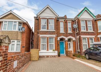 Thumbnail 4 bed end terrace house for sale in Emsworth Road, Shirley, Southampton