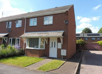 Thumbnail 2 bed end terrace house to rent in Queen Street, Leamington Spa